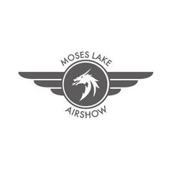 Moses Lake Airshow Logo