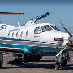 PILATUS PC-12 NG (LIFE FLIGHT) - 2021 Moses Lake Airshow