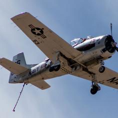 T-28 Trojan - 2021 Moses Lake Airshow