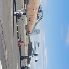 A-10 Demo Team & EA-18 G Team - 2021 Moses Lake Airshow
