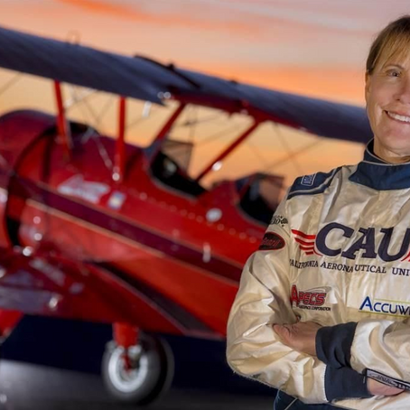 RETURNING ACT TO MOSES LAKE AIRSHOW 2020: VICKY BENZING