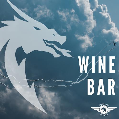 Wine Bar Sponsorship
