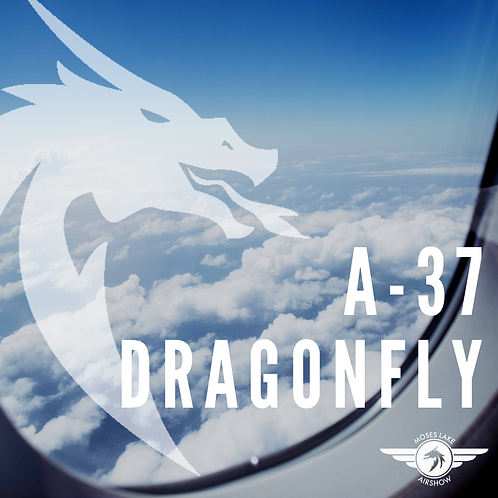 Performer – A-37 Dragonfly