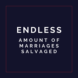 Endless Amount of Marriages Salvaged