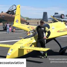 Kyle Fowler Go-Ez Aerobatics - 2021 Moses Lake Airshow