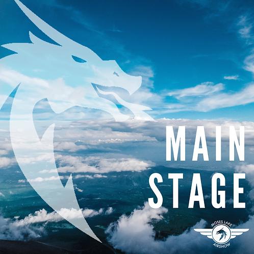 Main Stage Sponsorship