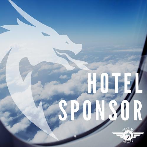 Hotel Sponsorship