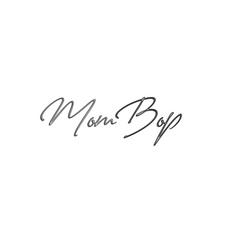 Mom Bop Band Logo
