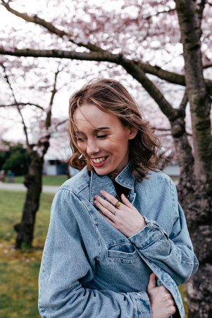 Maddy Cherry Blossoms