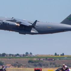 C-17 Demo Team - 2021 Moses Lake Airshow