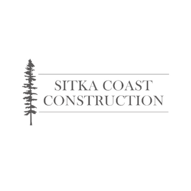 Sitka Coast Construction Logo