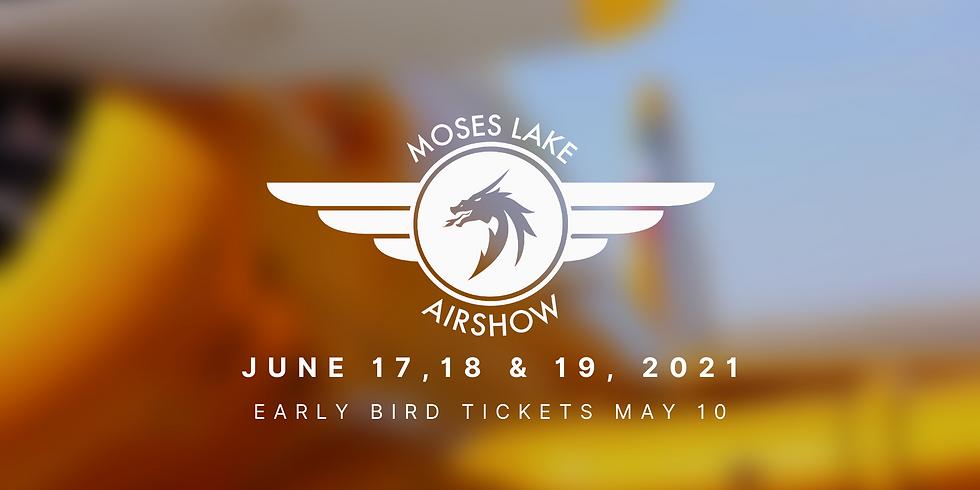 Moses Lake Drive-In Airshow 2021