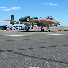 A-10 Demo Team - 2021 Moses Lake Airshow