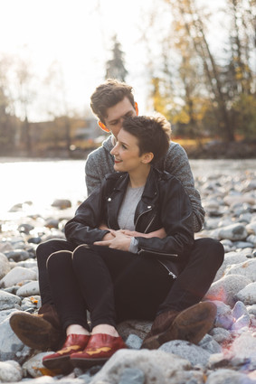 Shelby & Tyler - Couple Sessions