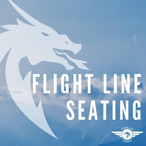 Flight Line Seating Sponsorship