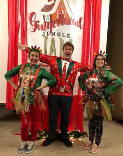 Gingerbread Jingle Jam Crew