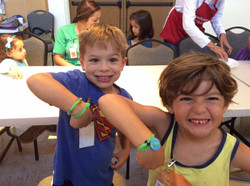 All Smiles at VBS