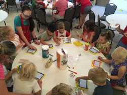VBS Activity Time
