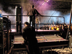 Technical Services for Concerts