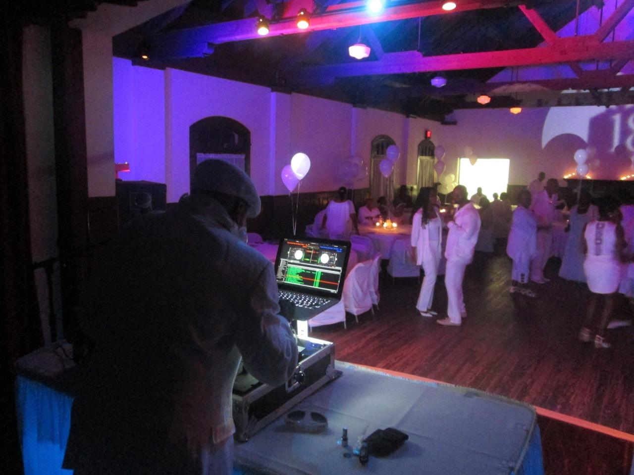 DJ and Lighting