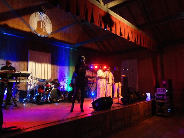 Concert Lighting and Sound