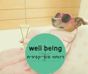 מיטביות סוביקטיבית   Well-being