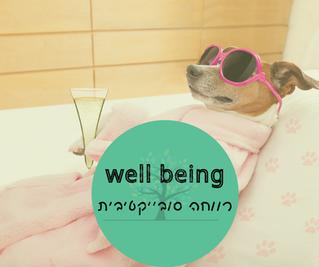 מיטביות סוביקטיבית | Well-being