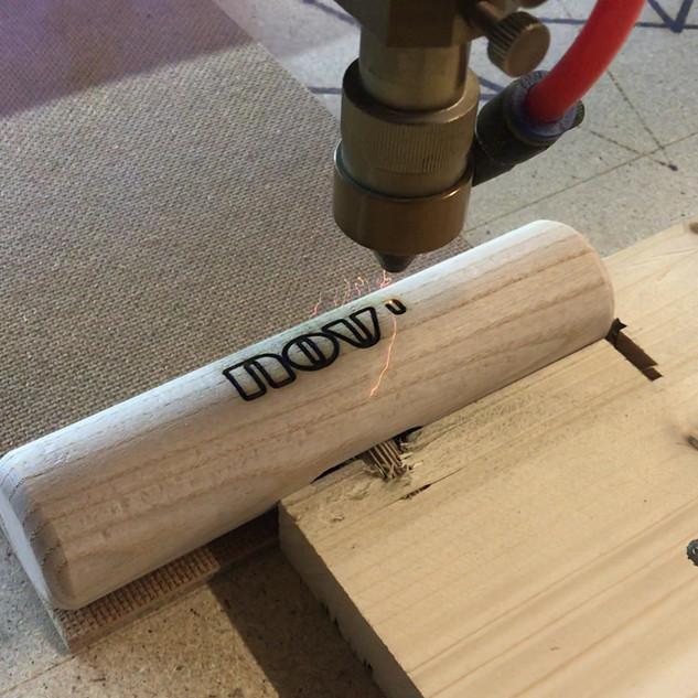 Rudergriff lasern NOVA