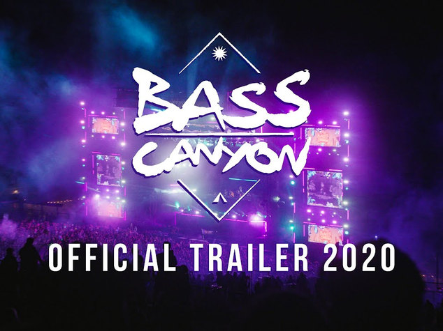 Excision Bass Canyon Official Trailer 2020