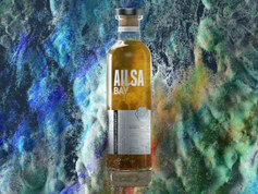 Ailsa Bay #Whiskey Hacked
