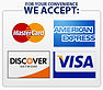 accepting credit card payments for small
