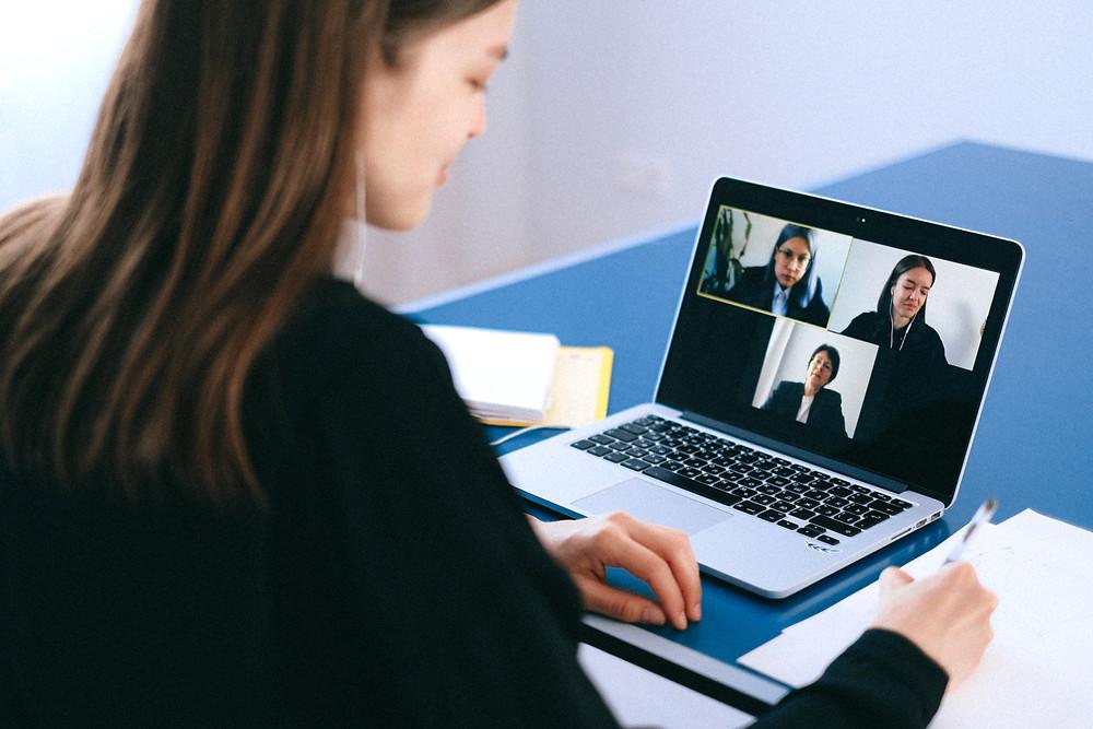 find business partner - remote work