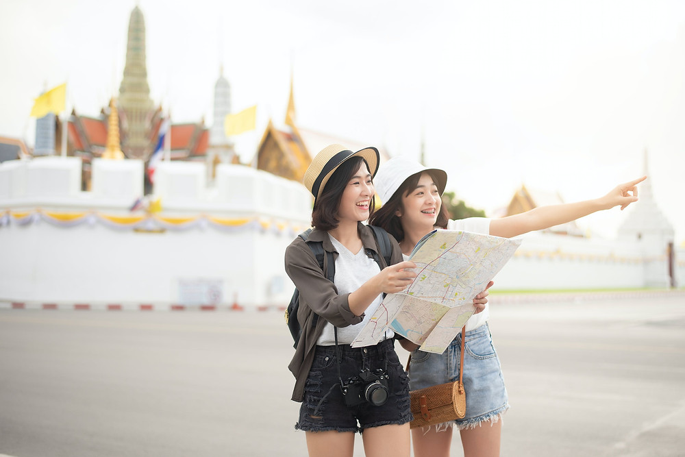 find travel buddy - meet compatible companion