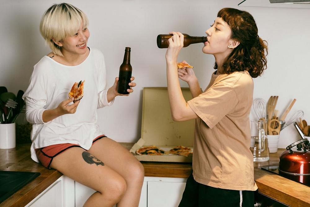 flatmates - roomate