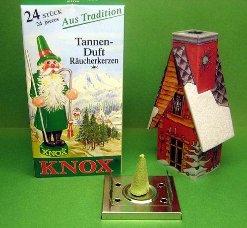 #785505 - Tin Smoker House, Style 5
