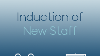 Induction of New Staff (CPD)