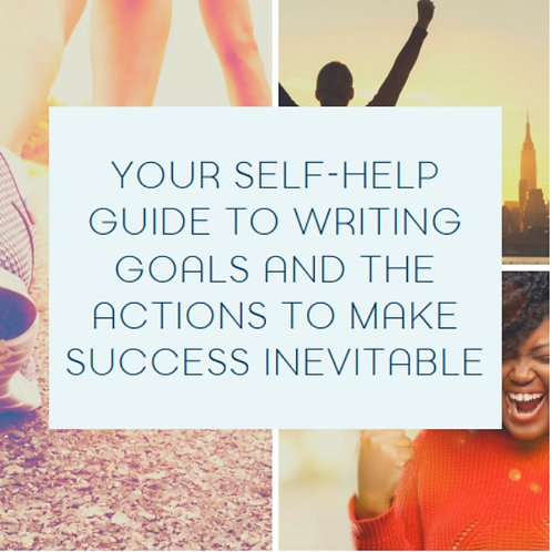 Making success inevitable: Your self-help guide