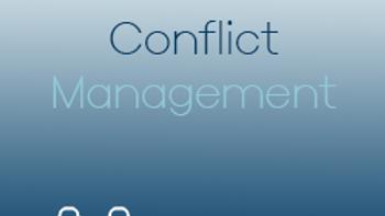 Conflict Management (CPD)