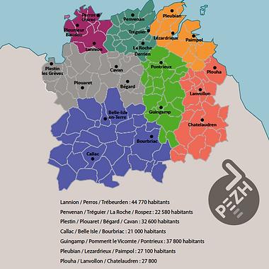 """Lancement de la monnaie locale """"Le Pezh"""" par l'association MLTG"""