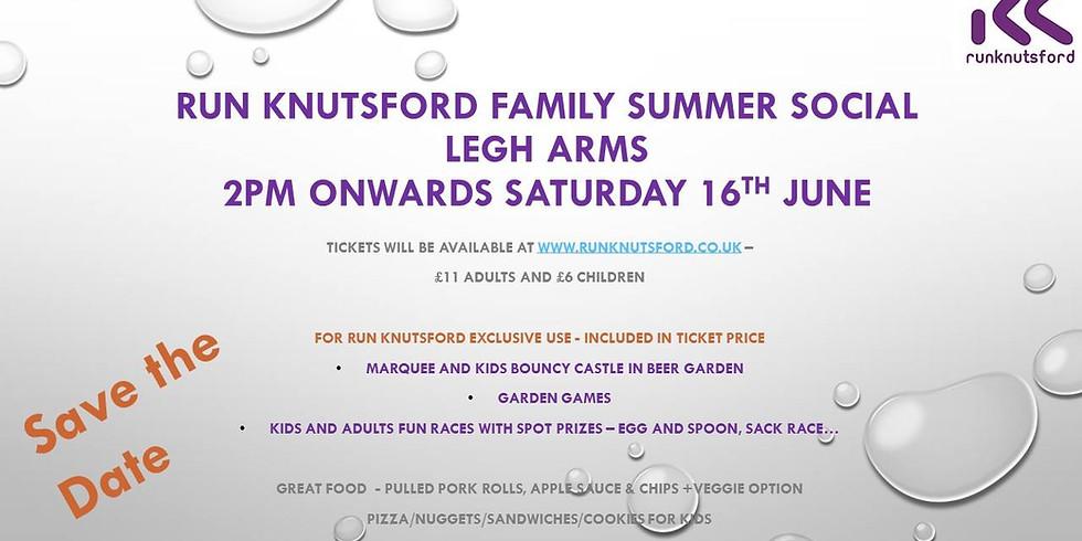 Run Knutsford Summer Social