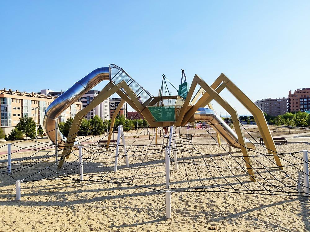 parques infantiles madrid