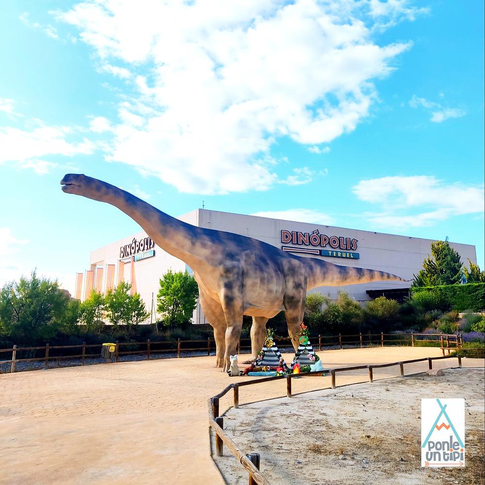 dinosaurios dinopolis