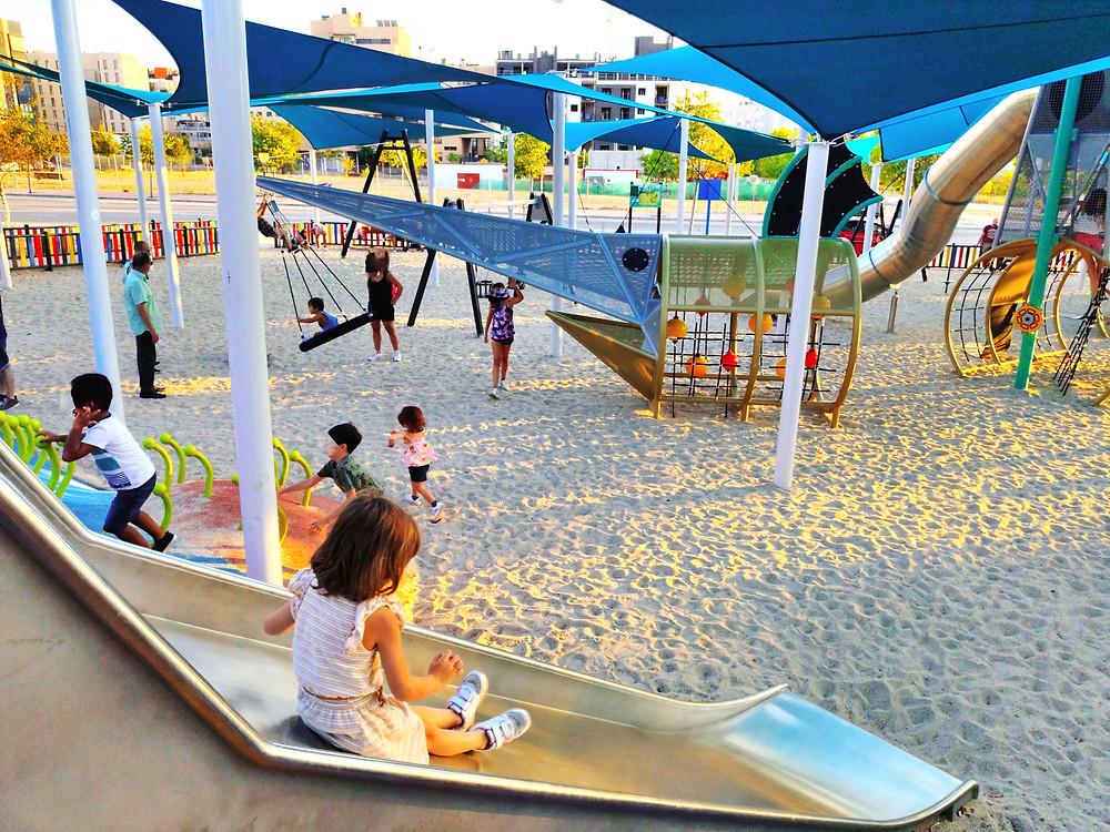 parque maremundo madrid
