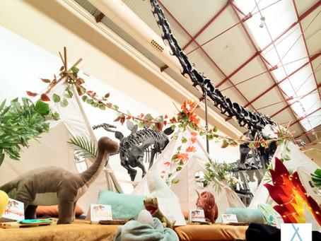 Nuestras fiestas de Dinosaurios