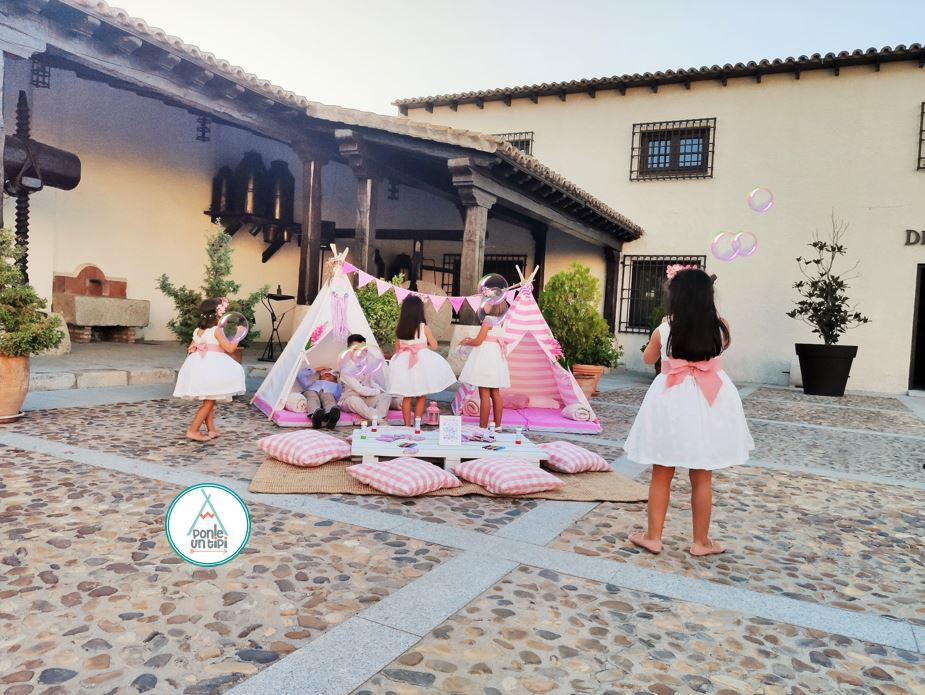 bodas con niños