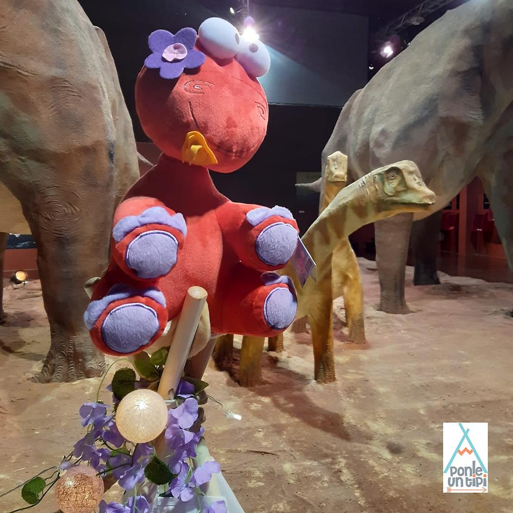 dinopolis con niños