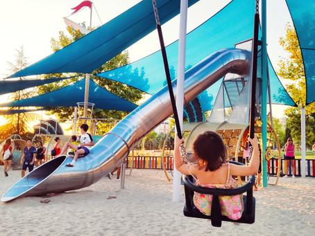 Nos encanta el Ensanche de Vallecas: ¡Una pasada de parques!