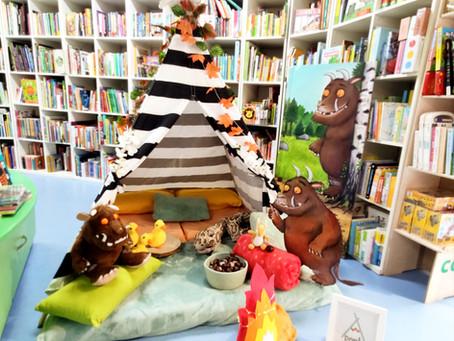 Una librería infantil ¡para no perdérsela!