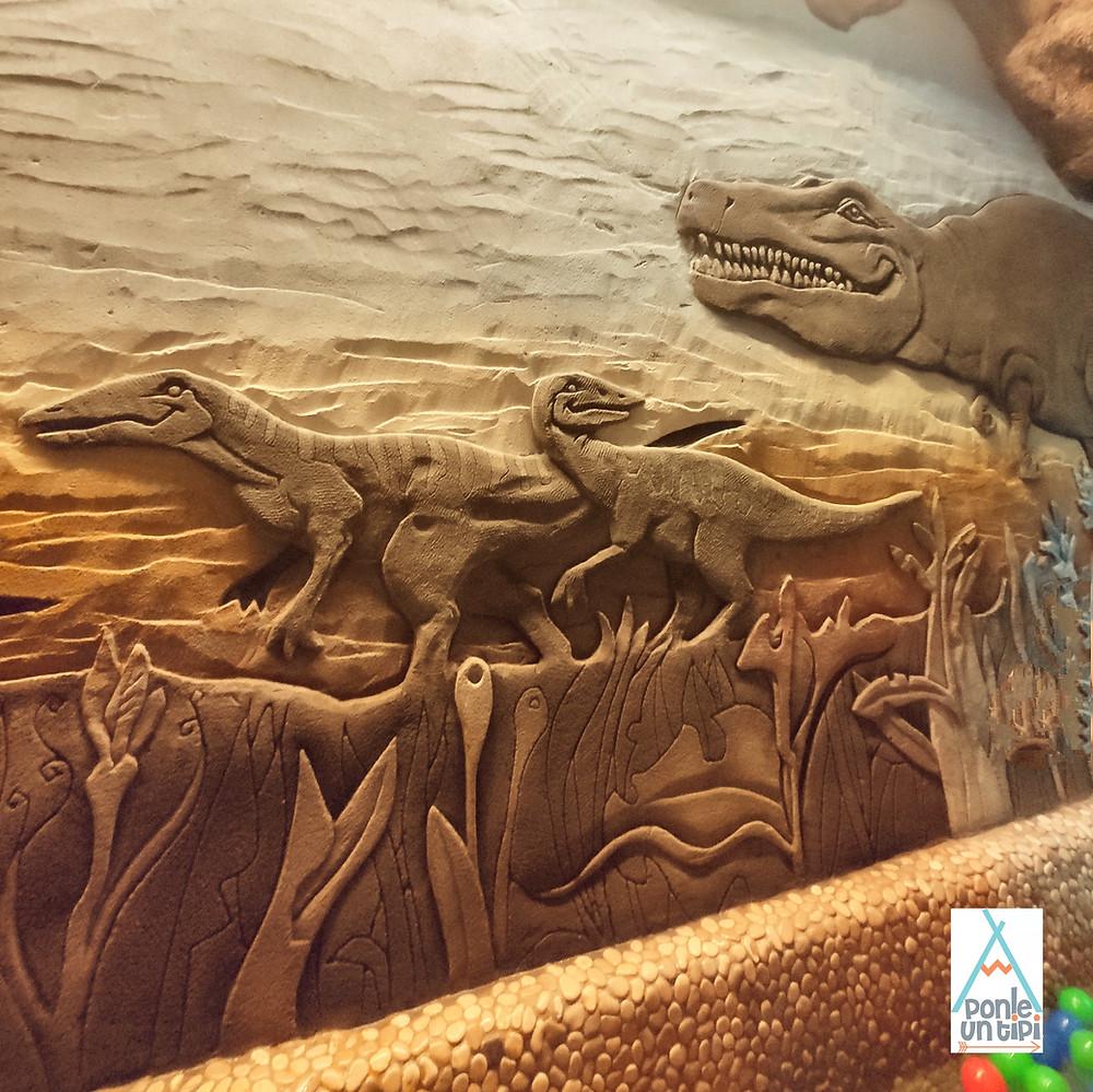 hotel teruel dinosaurios