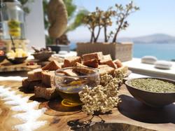 Petra Products At Tasting